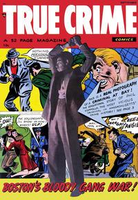 Cover Thumbnail for True Crime Comics (Magazine Village, 1947 series) #v2#1