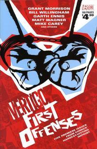 Cover Thumbnail for Vertigo: First Offenses (DC, 2005 series) #[nn]