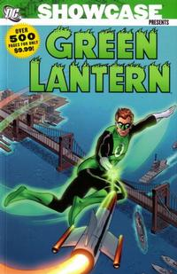 Cover Thumbnail for Showcase Presents Green Lantern (DC, 2005 series) #1