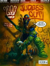 Cover Thumbnail for 2000 AD (Rebellion, 2001 series) #1446