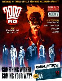 Cover Thumbnail for 2000 AD (Rebellion, 2001 series) #1447