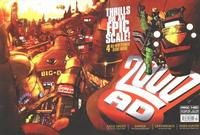 Cover Thumbnail for 2000 AD (Rebellion, 2001 series) #1450