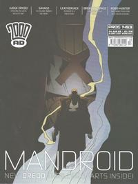 Cover Thumbnail for 2000 AD (Rebellion, 2001 series) #1453