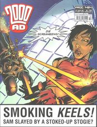 Cover Thumbnail for 2000 AD (Rebellion, 2001 series) #1454