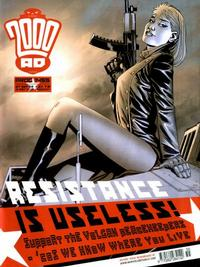 Cover Thumbnail for 2000 AD (Rebellion, 2001 series) #1455