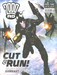 Cover Thumbnail for 2000 AD (Rebellion, 2001 series) #1456