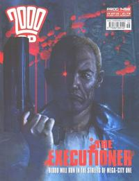 Cover Thumbnail for 2000 AD (Rebellion, 2001 series) #1458