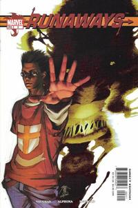 Cover Thumbnail for Runaways (Marvel, 2003 series) #2