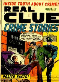 Cover Thumbnail for Real Clue Crime Stories (Hillman, 1947 series) #v6#1 [61]