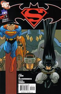 Cover Thumbnail for Superman / Batman (DC, 2003 series) #21