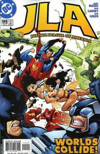 Cover Thumbnail for JLA (DC, 1997 series) #111