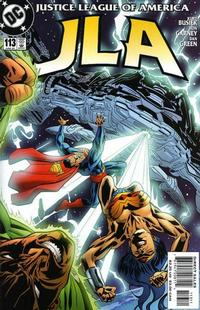 Cover Thumbnail for JLA (DC, 1997 series) #113 [Direct Sales]