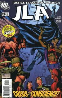 Cover Thumbnail for JLA (DC, 1997 series) #115