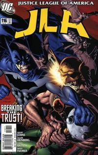 Cover Thumbnail for JLA (DC, 1997 series) #116 [Direct Sales]