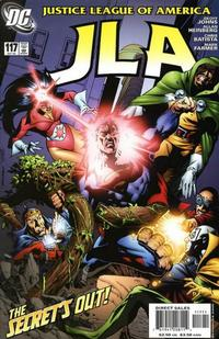 Cover for JLA (DC, 1997 series) #117 [Direct Sales]