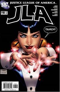 Cover Thumbnail for JLA (DC, 1997 series) #118