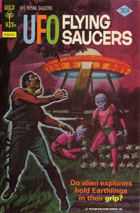 Cover Thumbnail for UFO Flying Saucers (Western, 1968 series) #12