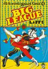 Cover for Big League Laffs (Last Gasp, 1973 series) #[nn]