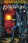 Cover for Cyberpunk (Innovation, 1989 series) #1