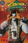 Cover for Lobo Goes to Hollywood (DC, 1996 series) #1