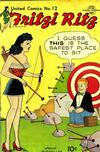 Cover for United Comics (United Features, 1950 series) #12