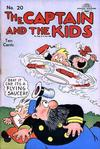 Cover for The Captain and the Kids (United Features, 1947 series) #20