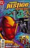 Cover for Young Justice 80-Page Giant (DC, 1999 series) #1