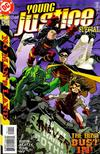Cover for Young Justice In No Man's Land (DC, 1999 series) #1