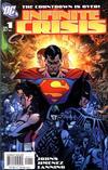 Cover Thumbnail for Infinite Crisis (2005 series) #1 [George Pérez Cover]