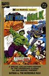 Cover for Batman vs. The Incredible Hulk (Marvel; DC, 1995 series) #[nn]