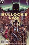 Cover for Batman: Bullock's Law (DC, 1999 series) #1