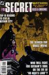 Cover for Batman: No Man's Land Secret Files (DC, 1999 series) #1