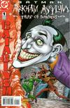 Cover for Batman: Arkham Asylum - Tales of Madness (DC, 1998 series) #1
