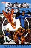 Cover for Fantastic Four Visionaries: George Pérez (Marvel, 2005 series) #1