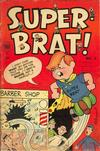 Cover for Super-Brat (Toby, 1954 series) #3