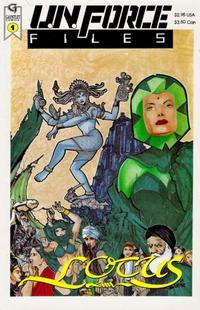 Cover Thumbnail for U.N. Force Files (Caliber Press, 1993 series) #1