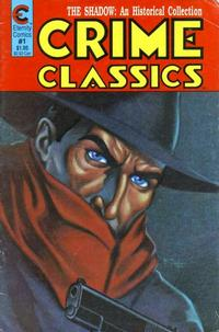 Cover Thumbnail for Crime Classics (Malibu, 1988 series) #1