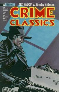 Cover Thumbnail for Crime Classics (Malibu, 1988 series) #5