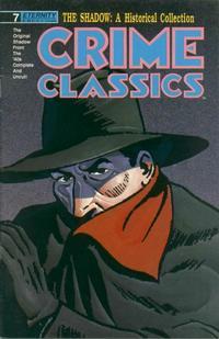 Cover Thumbnail for Crime Classics (Malibu, 1988 series) #7