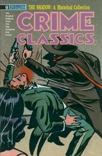Cover Thumbnail for Crime Classics (Malibu, 1988 series) #9