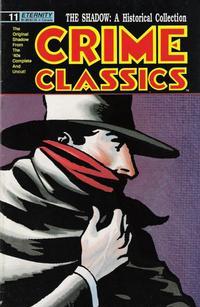 Cover Thumbnail for Crime Classics (Malibu, 1988 series) #11