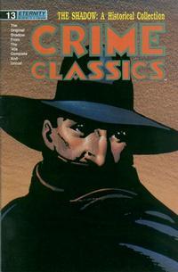 Cover Thumbnail for Crime Classics (Malibu, 1988 series) #13