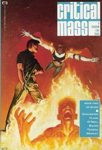 """Cover Thumbnail for A Shadowline Saga: """"Critical Mass"""" (Marvel, 1990 series) #2"""