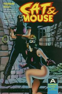 Cover Thumbnail for Cat & Mouse (Malibu, 1990 series) #1