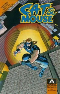 Cover Thumbnail for Cat & Mouse (Malibu, 1990 series) #6