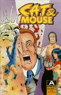 Cover Thumbnail for Cat & Mouse (Malibu, 1990 series) #7