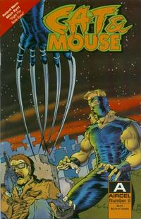 Cover Thumbnail for Cat & Mouse (Malibu, 1990 series) #9