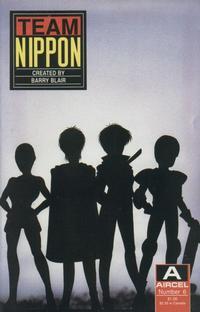 Cover Thumbnail for Team Nippon (Malibu, 1989 series) #6