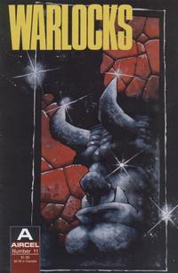 Cover Thumbnail for Warlocks (Malibu, 1988 series) #11