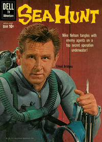 Cover Thumbnail for Sea Hunt (Dell, 1960 series) #5